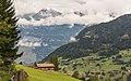 Bergtocht van Tschiertschen (1350 meter) via de vlinderroute naar Furgglis 002.jpg