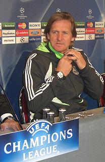 Bernd Schuster German football manager and former professional footballer