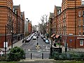 Bethnal Green, Calvert Avenue from Arnold Circus - geograph.org.uk - 1692317.jpg