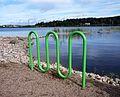Bicycle rack Jyväskylä.jpg