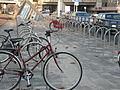 Bicycle racks - Station Blaak - Stadsdriehoek - Rotterdam.jpg