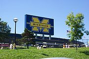 Michigan Stadium Wikipedia