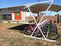 Bike share scheme for residents and visitors in Orania.jpg