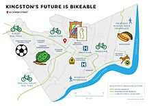 Kingston NY attractions and biking