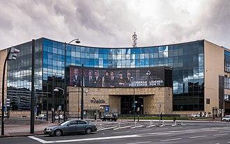 EITB - EiTB headquarters in Bilbao