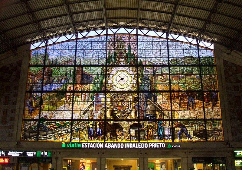 Archivo:Bilbao - Estacion de Abando 01.jpg