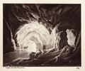 Bild på Blå grottan i Capri - Hallwylska museet - 104106.tif