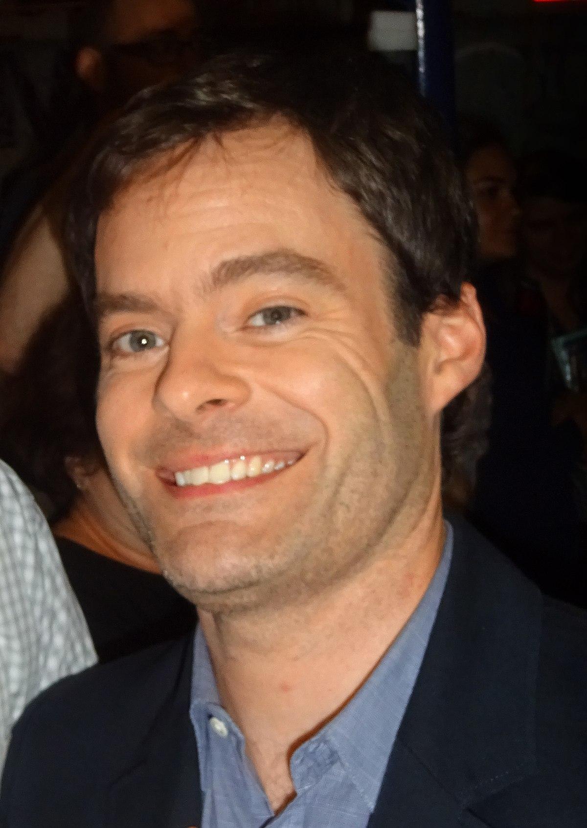 Bill Hader - Wikipedia