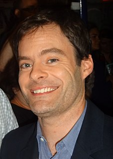 Bill Hader American actor, comedian, writer, and producer