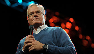 Willow Creek Community Church - Bill Hybels
