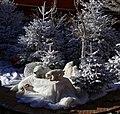 Biot (Alpes Maritimes) Winterdekoration.jpg