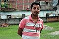 Biplab Anand-Nepali Wikipedian.JPG
