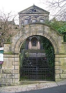 Birchcliffe Baptist Church Church in West Yorkshire, England