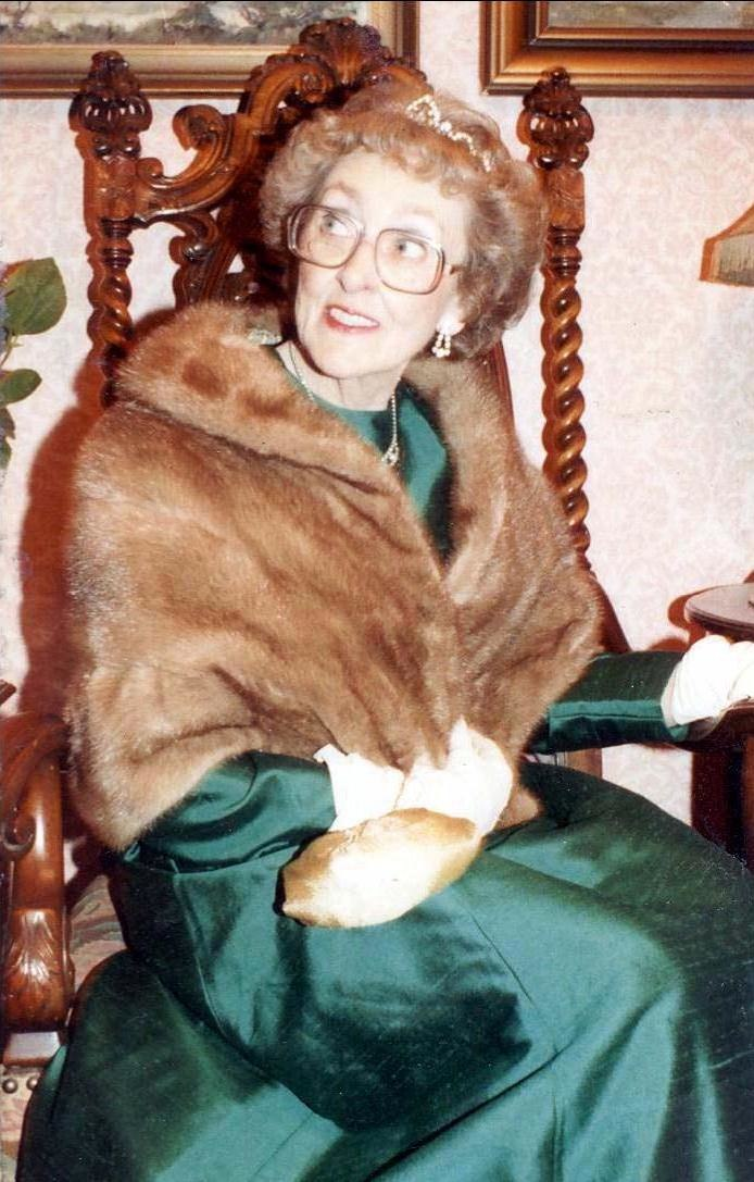 Birgit Ridderstedt 1984