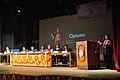 Bishakha Datta Addressing - Inaugural Function - Bengali Wikipedia 10th Anniversary Celebration - Jadavpur University - Kolkata 2015-01-09 2546.JPG