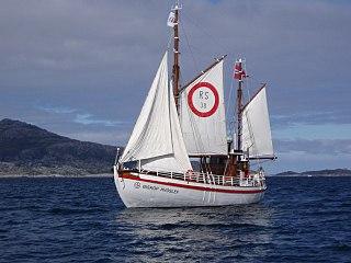 Bjarne Aas Norwegian ship builder