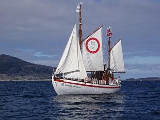 Norwegian Society for Sea Rescue - RS 38 Biskop Hvoslef