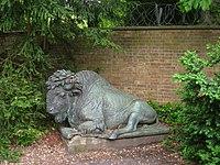 Bison -Rudolf Siemering (1835-1905) - 1902 - IMG 8393.JPG