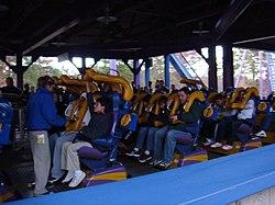 Bizarro Roller Coaster Wikipedia
