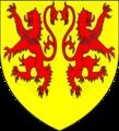 Blason de la famille de Cordes (Tournaisis).png