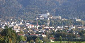 View of Kufstein