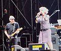Blondie en el Summercase 08 de Barcelona España crop.jpg