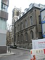 Bloomsbury Central baptist Church as seen from Bucknall Street - geograph.org.uk - 1104846.jpg