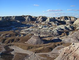Blue Mesa-Petrified Forest National Park-Arizona1244.JPG