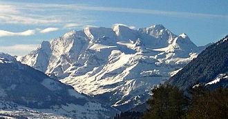 Blüemlisalp - Blüemlisalp massif