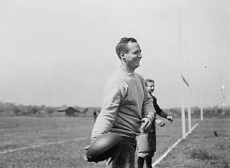 1910 College Football All-America Team - Bob Fisher of Harvard.