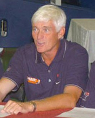 Atlantic Coast Conference Men's Basketball Coach of the Year - Bobby Cremins won the award three times as the head coach of Georgia Tech.