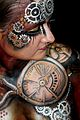 Bodypainting steampunk style.JPG