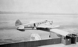 Without Orders - A Boeing 247 airliner was featured prominently in Without Orders.