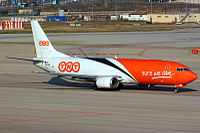 OE-IAQ - B734 - ASL Airlines Belgium