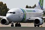 Boeing 737-7K2 Transavia PH-XRE (9358888963).jpg