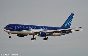 Azerbaijan Airlines - Azerbaijan Airlines Boeing 767-300ER