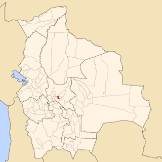 Punata Province Province in Cochabamba, Bolivia