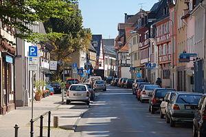 Höchst (Frankfurt am Main) - Image: Bolongarostrasse
