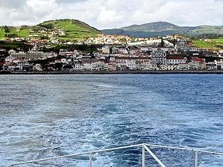 Matriz (Horta) Civil Parish in Azores, Portugal