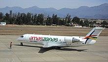 aviones de amazonas