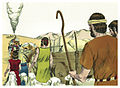Book of Numbers Chapter 21-1 (Bible Illustrations by Sweet Media).jpg