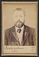 Bordes. Guillaume, Auguste. 40 ans, né à Centrayes (Aveyron). Tailleur. Pas de motif. 29-2-94. MET DP290201.jpg