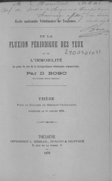 File:Bosc - De la fluxion périodique des yeux et de l'immobilité.djvu
