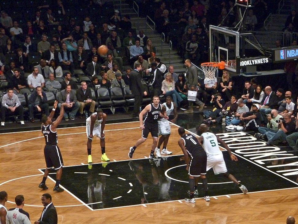 Boston Celtics-Brooklyn Nets
