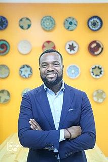 Bosun Tijani Nigerian-British entrepreneur (born 1977)
