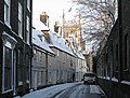 Botolph Lane in the snow - geograph.org.uk - 1624354.jpg