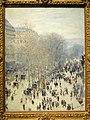 Boulevard des Capucines, Claude Monet, 1873-1874 - Nelson-Atkins Museum of Art - DSC08982.JPG