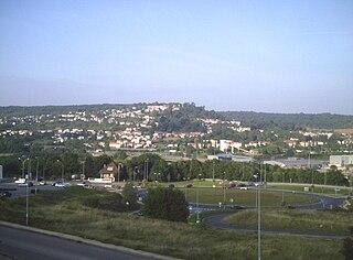 Bouxières-aux-Dames Commune in Grand Est, France
