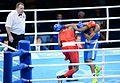 Boxing at the 2016 Summer Olympics, Sotomayor vs Amzile 18.jpg
