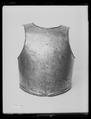 Bröstharnesk. 1700-talets slut - 1800-talets början - Livrustkammaren - 10833.tif